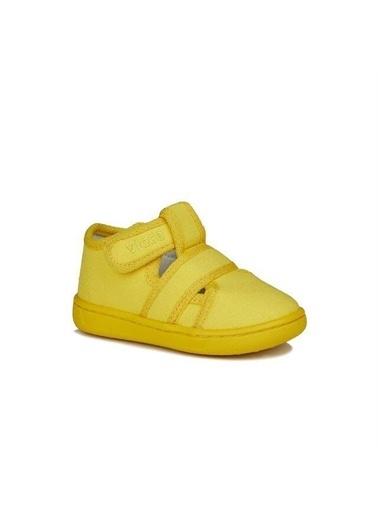 Vicco Bebek Ayakkabısı Sarı
